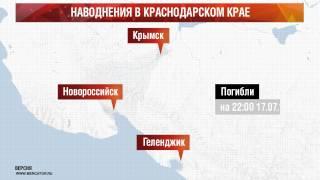 Наводнение в Крымске(После сильных ливневый дождей в Краснодарском крае затопило прибрежные Геленджик и Новороссийск, а также..., 2012-07-19T12:45:18.000Z)