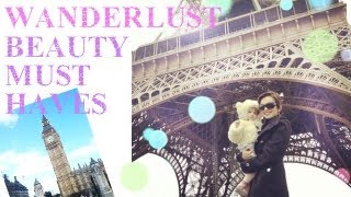 My Make-Up Travel Must Haves | Kandee Johnson
