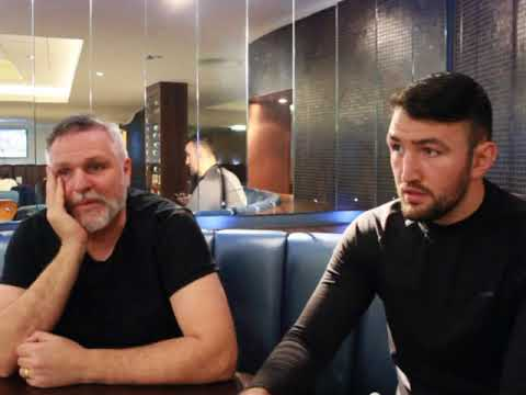 Hughie Fury - Out of the Shadow Part 1