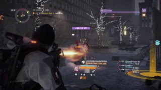 The Purge of the rogue police has begun The Division PS4 Division Sub Goal 600