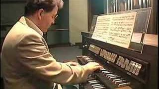 Bach Organ Partita at Lyons, New York