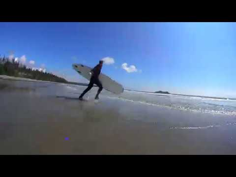 Work and Travel Kanada #6 / Surfing
