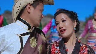 Sherpini Kanchhi - Jivan Bomjan and Pema Sherpa (Taktok) | New Nepali Sherpa Nading Song 2017