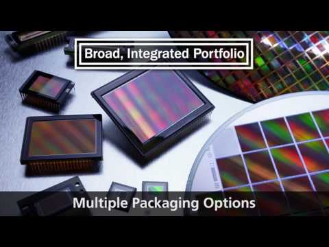 Industrial Imaging Solutions from ON Semiconductor