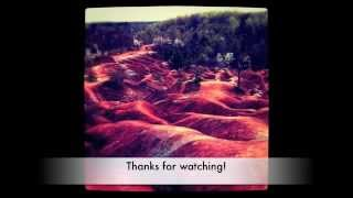 The Cheltenham Badlands, Caledon, Ontario