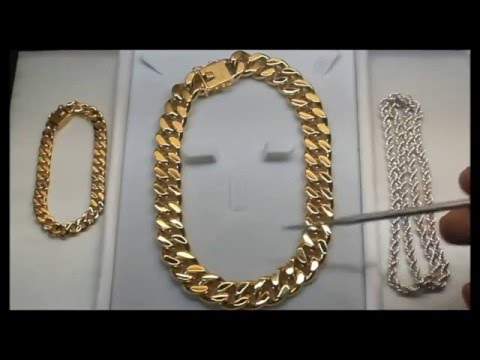 YARING PLATERO'S CUBAN LINK CHAIN HANDCRAFTING TRAINING (Click SHOW MORE below for details)