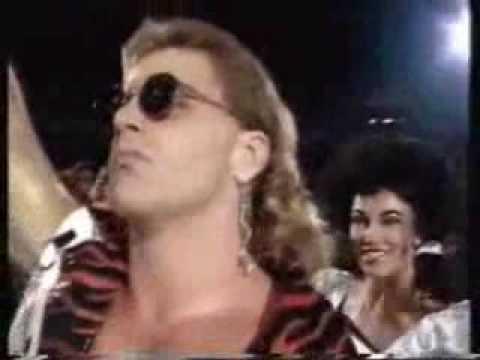 HBK Shawn Michaels Sexy Boy Toy 1992