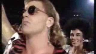 HBK Shawn Michaels Sexy Boy Toy 1992