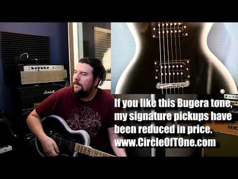 $1 strings vs expensive strings?  80's Speed Metal testing!