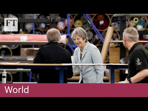 Why Theresa May backs customs partnership post-Brexit