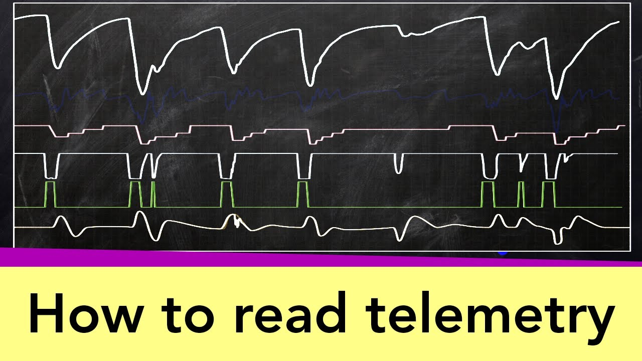 Download F1 Telemetry - How the car performance translates to those wiggly lines