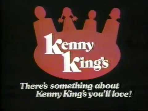 Kenny King's Carry Out Store 1978 Commercial