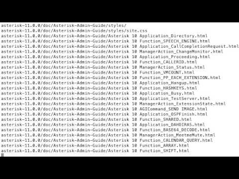 How to Install Asterisk 11 on CentOS 6