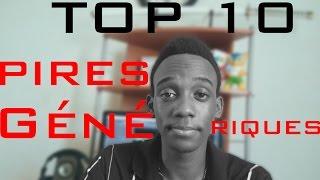 Les Conneries De Notre Enfance - TOP 10 Pires Génériques