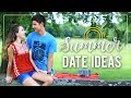 10 FUN AND iNEXPENSIVE SUMMER DATE iDEAS (ft Parker and Cameron)