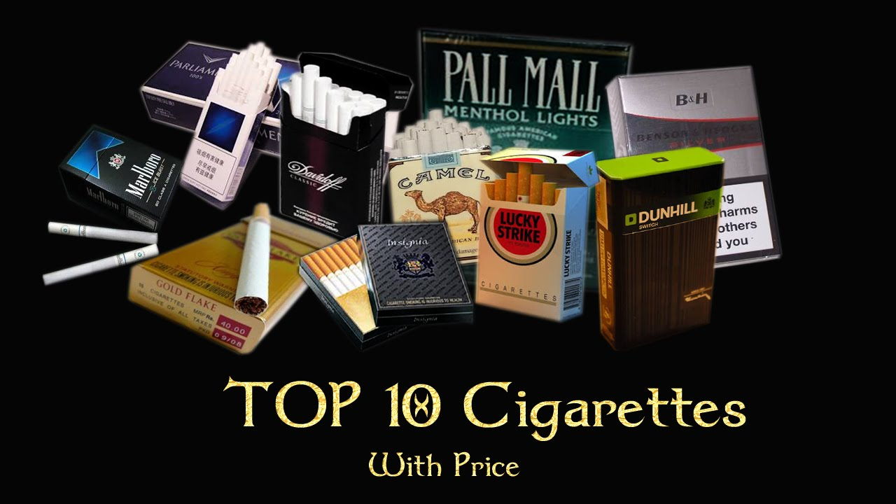 New cigarettes Marlboro october