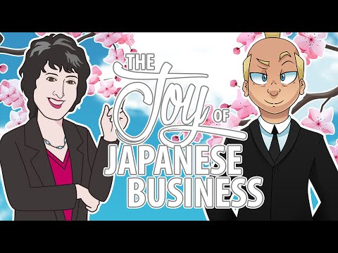 Reasons to Work at a Japanese Company - Ep 1 of Joy of Japanese Business