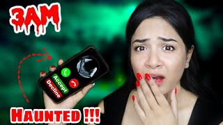 Video Calling *HAUNTED* Numbers You Should Never Call at 3 AM Challenge | Nilanjana Dhar