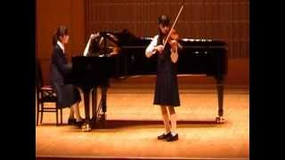 C.Dancla  op.89,No.1  ヴァイオリン