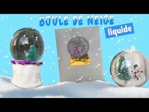 diy boule de neige diy liquide reva ytb youtube. Black Bedroom Furniture Sets. Home Design Ideas