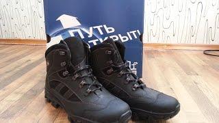 Зимние ботинки Ralf Ringer - обзор