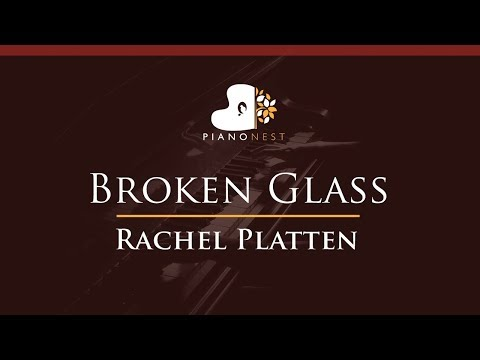 Rachel Platten - Broken Glass - HIGHER Key (Piano Karaoke / Sing Along)