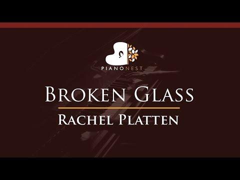 Rachel Platten - Broken Glass - HIGHER Key (Piano Karaoke / Sing Along)