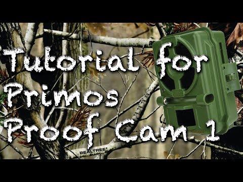 Primos Proof Cam 1 (Gen 2) Tutorial