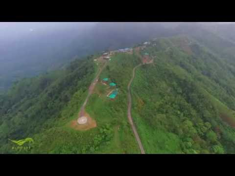 Nilgiri in One minute [ An ALTITUDE AERIAL Presentation ]