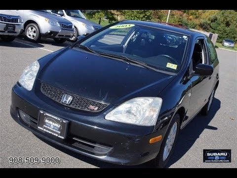 2003 Honda Civic Si i-VTEC Hatchback - YouTube