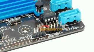 видео Asus n13219 материнская плата инструкция