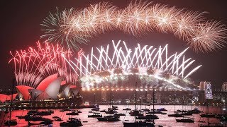 Watch live: 2020 New Year celebrations around the world on FREECABLE TV