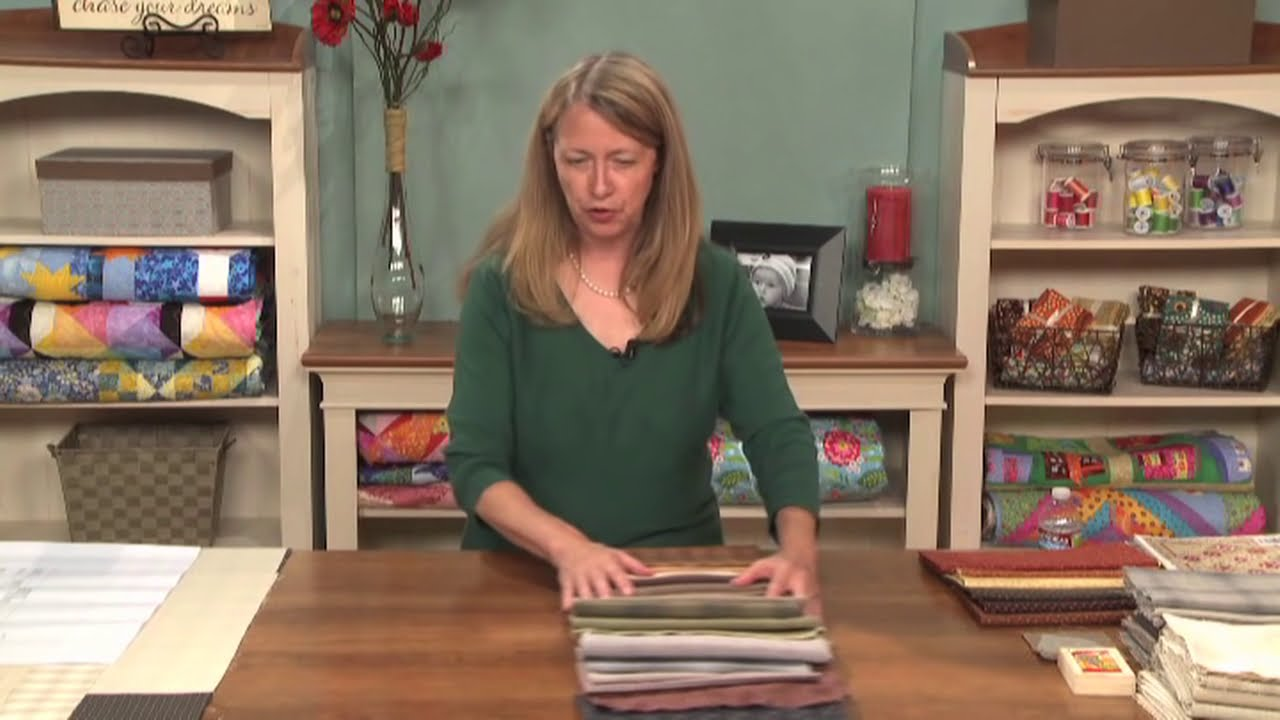 Quilting With Japanese Taupe Fabrics National Quilters