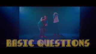 Afro Cluster - Basic Questions ft. Greg Blackman