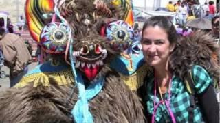 Carnaval de Oruro 2011, Bolivia (Turista a lo Pobre / Capitulo 2)