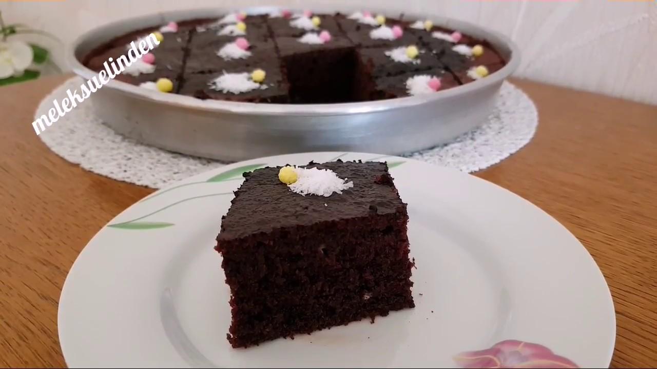 Browni Tadında Islak Kek Tarifi Videosu