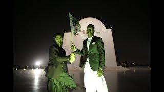 Daren Sammy visits Mazar-e-Quaid