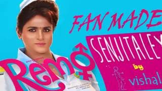 Remo - Senjitaley Mashup Video | Sivakarthikeyan, Keerthi Suresh | Anirudh Ravichander