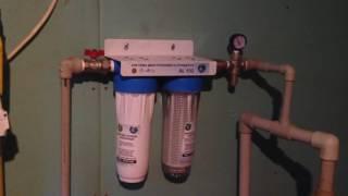 видео Долив воды в систему отопления