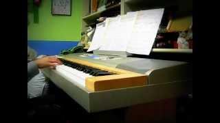 Qing Hua Ci (青花瓷) by Jay Chou on Piano