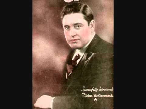John McCormack - Moonlight and Roses (1925)