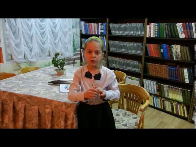 Изображение предпросмотра прочтения – ГабдулхаковаВалерия читает произведение «Волк на псарне» И.А.Крылова