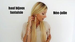 Bijoux fantaisie Née-jolie : ça vaut quoi ?