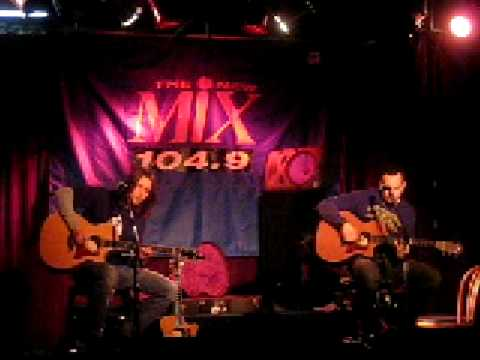 Blackbird acoustic  Myles and Mark  Alter Bridge @ Last Day Saloon in Santa Rosa, CA