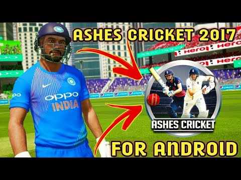 How To Download Ashes Cricket 2017 On Android !! Unreleased Beta Version Download Now ✌Ashes Cricket