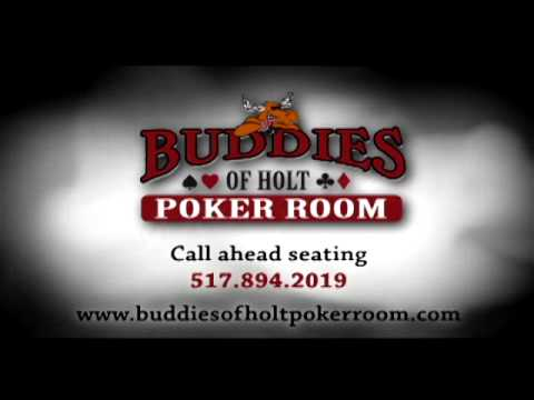 Buddies of Holt Poker Room
