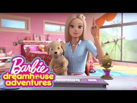 Barbie Dreamhouse Adventures: Brand New Series!  Barbie
