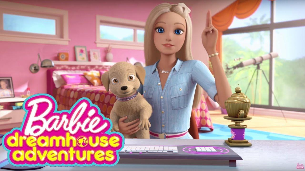 Barbie Dreamhouseadventures