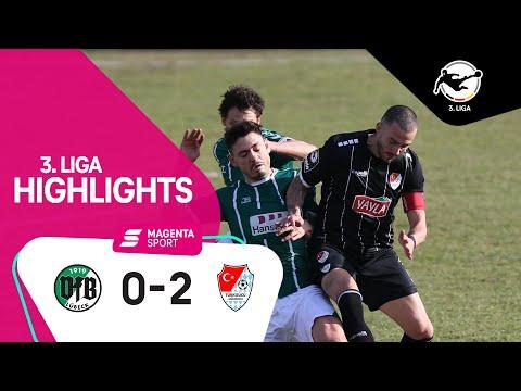 VfB Lübeck - Türkgücü München | 25. Spieltag, 2020/2021 | MAGENTA SPORT