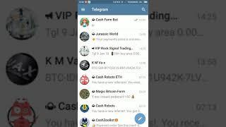 (14 Bitcoin dari Telegram) sulitnya dapat BTC dari bot telegram januari 2018